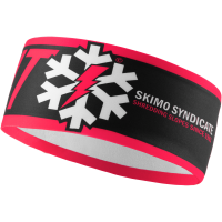 Opaska Dynafit Graphic Performance Headband (Fluo Pink)