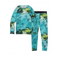 Bielizna Termoaktywna Juniorska Burton Lightweight Base Layer Set (satellite)