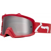 gogle rowerowe fox air space race red szyba clear