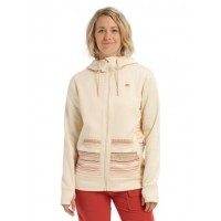 Bluza Damska Burton Oak Full Zip (Crème Brûlée Heather)