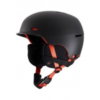 Kask Snowboardowy Męski Anon Highwire Black Pop