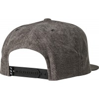 Czapka z Daszkiem Fox Instill Snapback Grey/Red (one size)