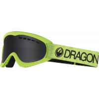 Gogle Dragon DXS Green (Dark Smoke)