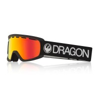 Gogle Dragon Lil D Black (red Ion)