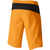 spodenki rowerowe fox defend s atomic orange junior