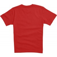 T-shirt Fox Junior Legacy (Dark Red)