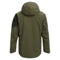 Kurtka Snowboardowa Męska Burton [AK] Cyclic Gore-Tex (Dusty Olive / Forest Night)