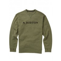 Bluza Męska Burton Oak Crew (Clover Heather)