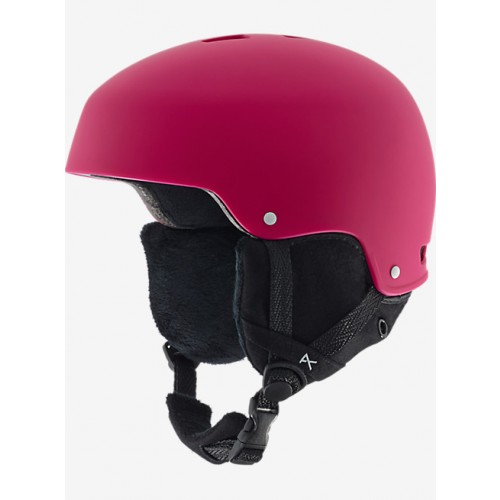 Kask Snowboardowy Damski Anon Lynx (strawberry red)