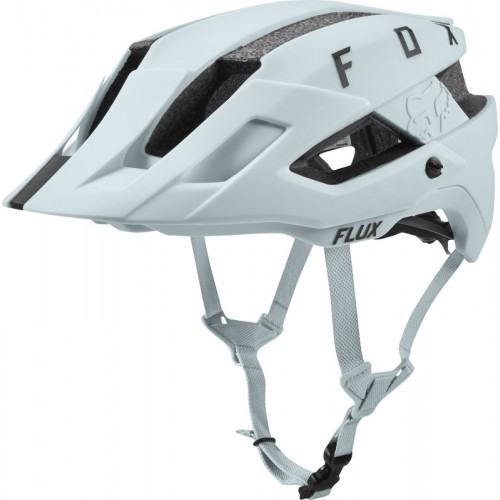 Fox Kask Rowerowy Flux Solid Iced