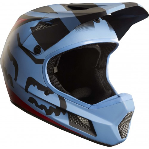 Kask Rowerowy Fox Rampage Comp Creo (Blue/Red)