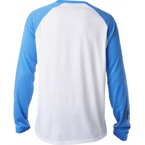 Longsleeve Męski Fox Seca Head Tech (Optic White)