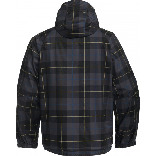Burton Slick 2.5 L black plaid