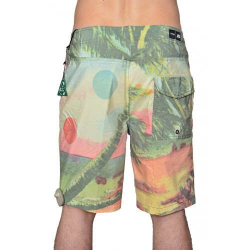 Analog Domingo Boardshort (beach)