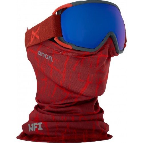 Kominiarka / Ocieplacz Męski Anon MFI Mesh Neck Warmer (Red)