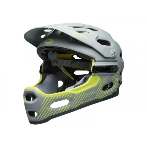 Kask Bell Super 3R Mips Matte Smokie Pear (2018)