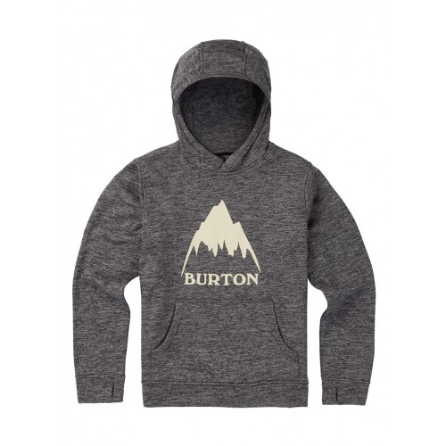Bluza Dziecięca Burton Oak (True Black / Heather)