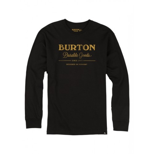 Longsleeve Męski Burton Durable Goods (True Black)