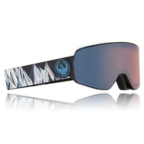 Gogle Snowboardowe Dragon NFX2 (Chris Benchelter / Flash Blue / Dark Smoke)
