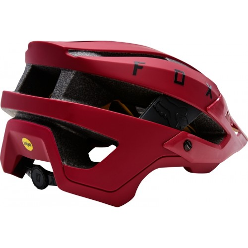 Kask Rowerowy Fox Flux Mips (Dark Red)