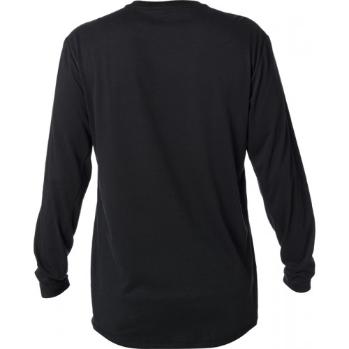 Koszulk Męska Longsleeve Fox Redplater 360 Airline (Black)