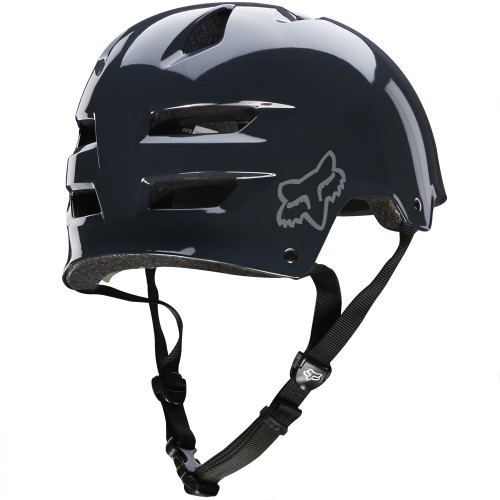 Kask Rowerowy Fox Transition Hardshell (Charcoal)