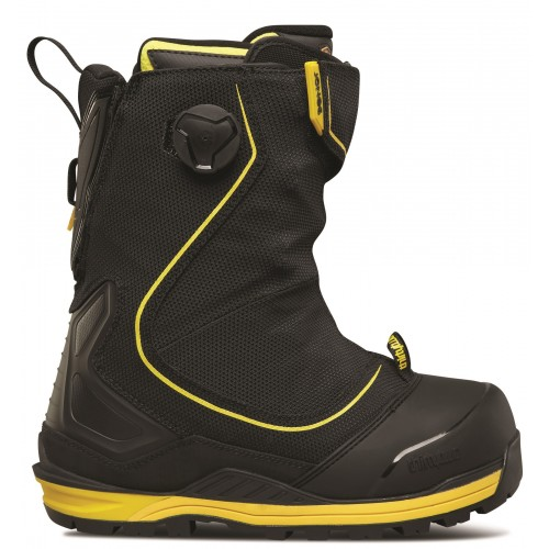 Buty Snowboardowe Męskie ThirtyTwo Jones MTB (Black / Yellow)