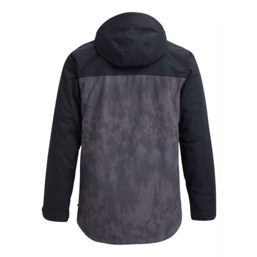 Kurtka Snowboardowa Męska Burton Covert (Cloud Shadows / True Black)