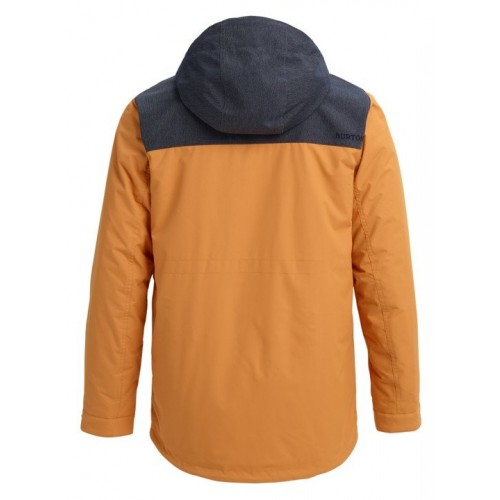Kurtka Snowboardowa Męska Burton Covert (Golden Oak / Denim)