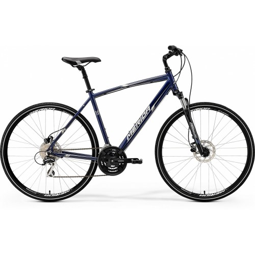 Rower Merida Crossway 20-D 55cm (Dark Blue)