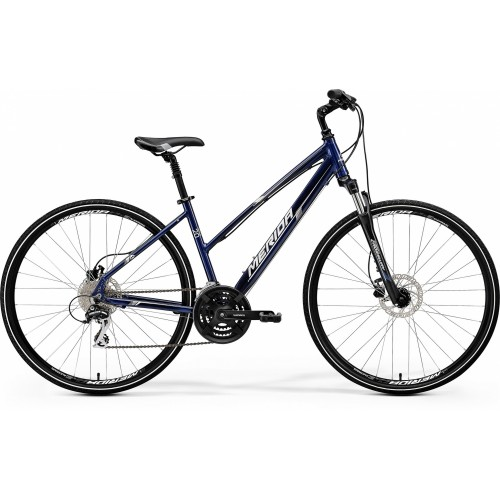 Rower Merida Crossway 20-D Lady 50cm (Dark Blue)