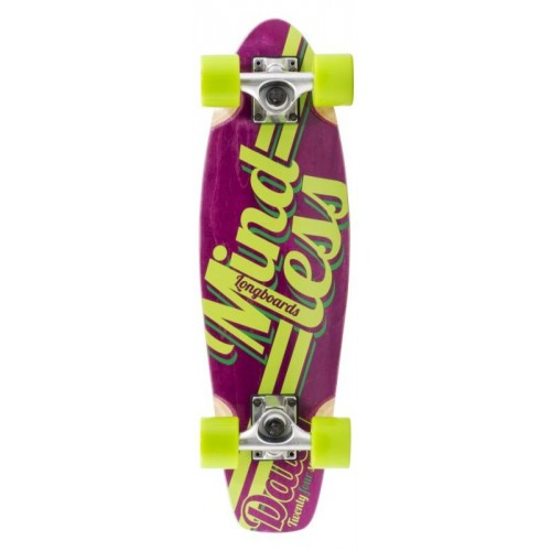 Longboard Mindless Daily (Purple Green)