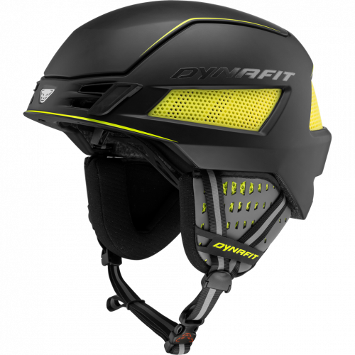 kask skitourowy dynafit ST black/cactus