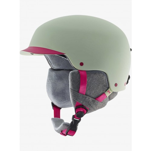 Kask Snowboardowy Damski Anon Aera (strawberry cream)