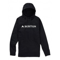 Bluza Męska Burton Crown Bonded Pullover (True Black)