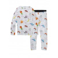 Bielizna Termoaktywna Juniorska Burton Lightweight Base Layer Set (Fizzle)