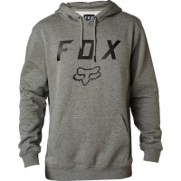 Bluza Fox bluza z kapturem legacy moth heather graphite