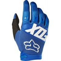 Fox Rękawice Junior Dirtpaw Race Blue