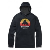 Bluza Męska Burton Oak Pullover (Sunset True Black Heather)