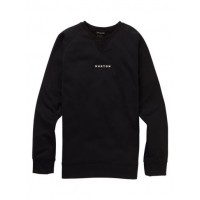 Bluza Męska Burton Crown Bonded Crew (True Black)