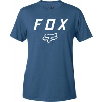 T-SHIRT FOX LEGACY MOTH DUSTY BLUE