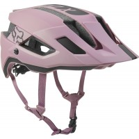 Fox Kask Rowerowy Flux Rush Purple HZ