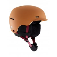 Kask Snowboardowy Męski Anon Highwire Doa Orange