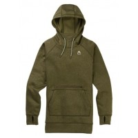 Bluza Damska Burton Oak Long Pullover (Keef Heather)