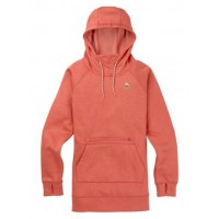 Bluza Damska Burton Oak Long Pullover (Crabapple Heather)