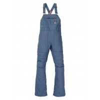 Damskie spodnie Burton Avalon Bib Light Denim