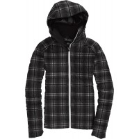 Burton AK Baker (true black mad plaid)