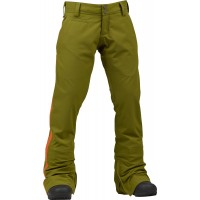 Burton L.A.M.B. TUX (olive/hazard orange)