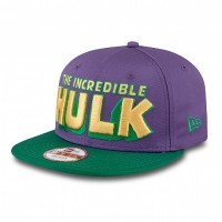 New Era Hero Mark Incredible Hulk 9FIFTY Snapback