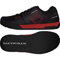 buty rowerowe five ten freerider contact black red